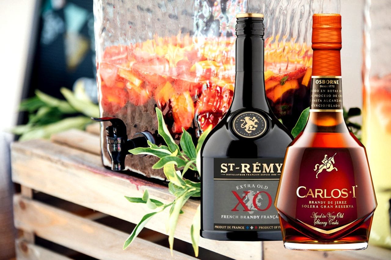 Best Brandy For Sangria