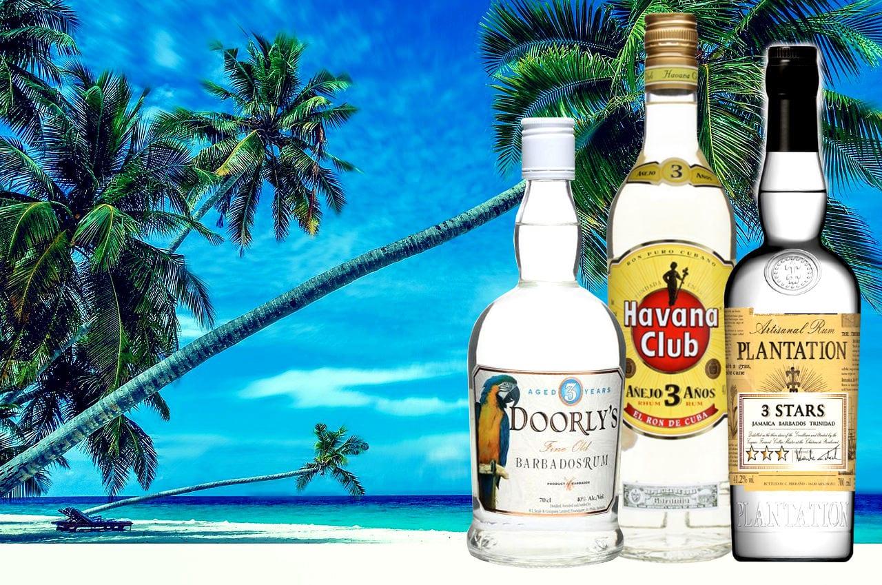 Best White Rum Brands