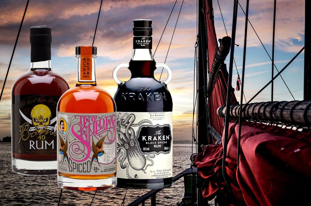 10 Best Spiced Rum Brands