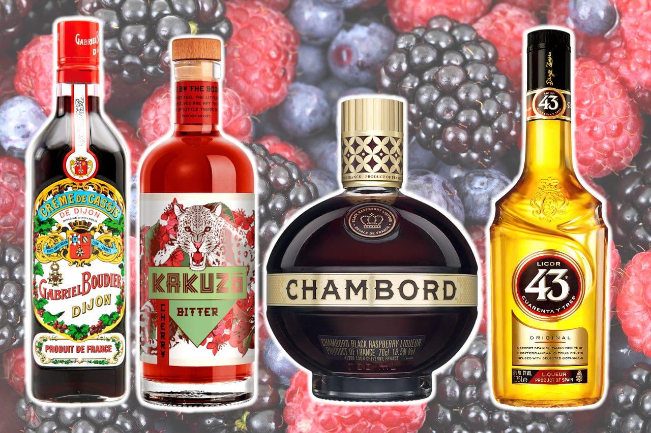 Top 10 Best Fruit Liqueurs